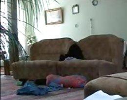 Persian houswife pettää miestään Piilokamera