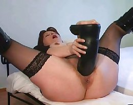 mummo anaali ulkona vitun